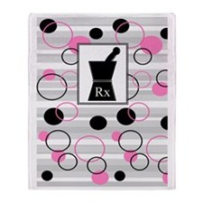 pharmacist C Throw Blanket