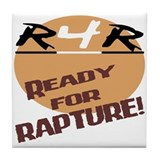 R4R Rapture Tile Coaster