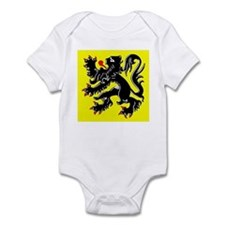 Lion of Flanders Infant Bodysuit