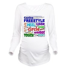 3-1new freestyle sq.png Long Sleeve Maternity T-Sh