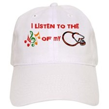 Stethoscope Music Baseball Cap