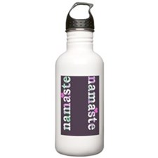 Namaste Flip Flops Water Bottle
