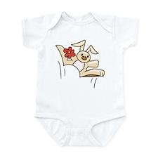 Hoping Bunny Infant Bodysuit