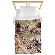 American Civil War, Battle of Gettysbur Twin Duvet