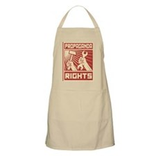 Rights Workers Propaganda Apron