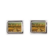 Los Angeles cityscape Cufflinks