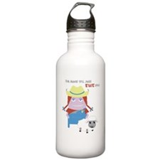 Farmer Annie Water Bottle