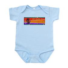 Gye Nyame Infant Creeper