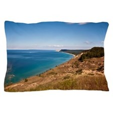 Lake Michigan Pillow Case