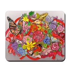 flower design Mousepad