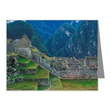 Machu Picchu, Peru Note Cards (Pk of 20)
