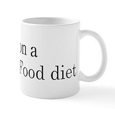 Swedish Food diet Mug