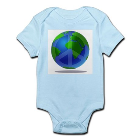 Peace Planet Infant Creeper