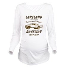 Lakeland Internation Long Sleeve Maternity T-Shirt