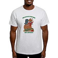 Dachshund Tiny Tim T-Shirt