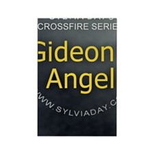 Gideons Angel Rectangle Magnet