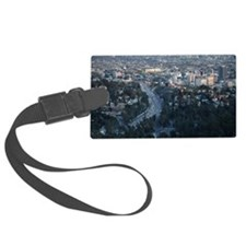 Los Angeles Luggage Tag
