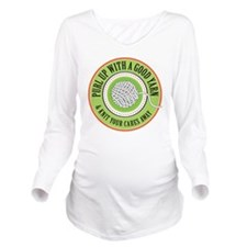 Purl Up Long Sleeve Maternity T-Shirt
