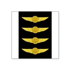 Aircrew WING Decal Sticker