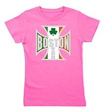 Irish Boston Pride Girl's Tee