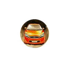 Ford ST by Aleczandra Lee© Mini Button