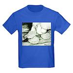 Ice Pigeons Kids Dark T-Shirt