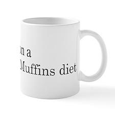 Banana Nut Muffins diet Mug