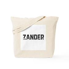 Zander Tote Bag