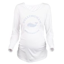 souv-whale-bham-DKT Long Sleeve Maternity T-Shirt