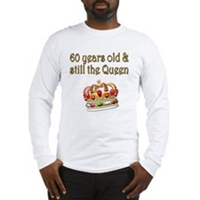 MAJESTIC 60 YR OLD Long Sleeve T-Shirt