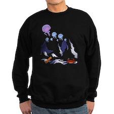 underwater ocean party  Sweatshirt