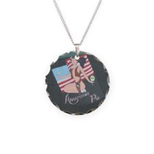 American Pie Necklace