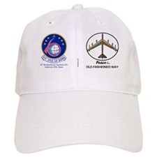 B-52 Stratofortress Peace the Old Fashioned Wa Baseball Cap