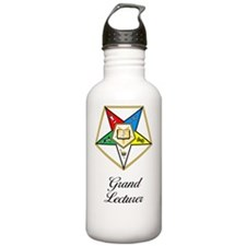 Grand Lecturer Journal Water Bottle