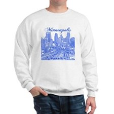 Minneapolis_10x10_Downtown_Blue Sweatshirt