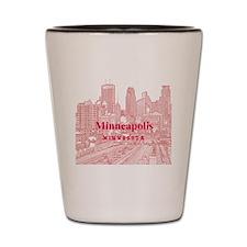 Minneapolis_10X10_v1_Downtown_Brown Shot Glass