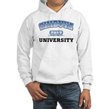 Shibuya University Hoodie Sweatshirt mens
