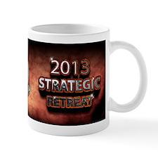 2103 Strategic retreat Small Mug