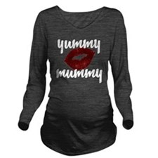 yummy mummy Long Sleeve Maternity T-Shirt
