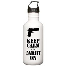 keepcalm Sports Water Bottle