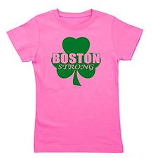 BOSTON STRONG Girl's Tee