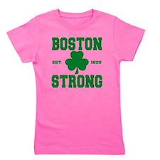 boston strong b Girl's Tee
