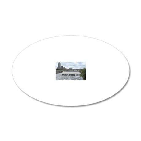 Minneapolis_10X8_puzzle_Sain 20x12 Oval Wall Decal