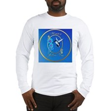 Circle  Mothers Day and Hummin Long Sleeve T-Shirt