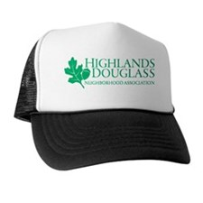 Highlands Douglass Trucker Hat