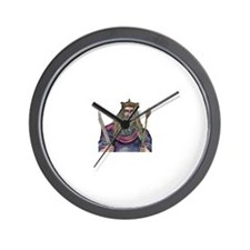 Funny Merlin Wall Clock