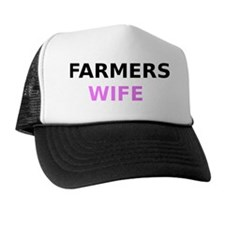 Farmers Wife Trucker Hat