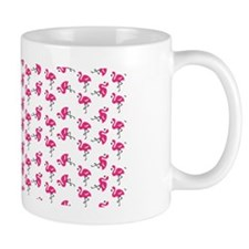 Dancing Flamingos Mug