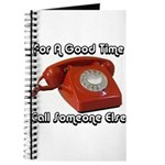 For A Good Time... Journal