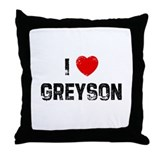I * Greyson Throw Pillow